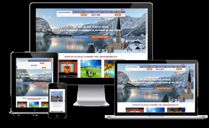 responsive web platform design