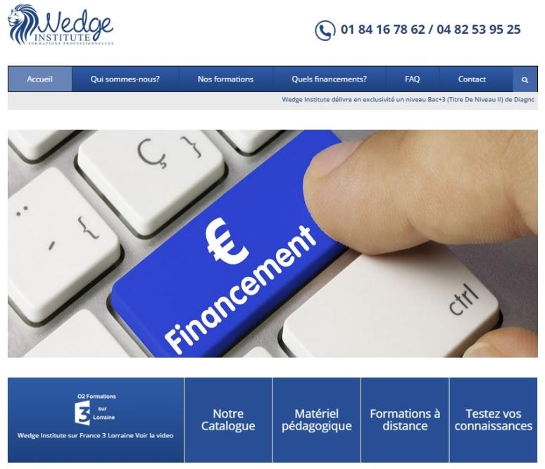 responsive website professional training