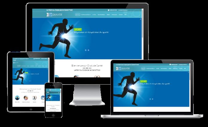 wordpress responsive website design healthcare